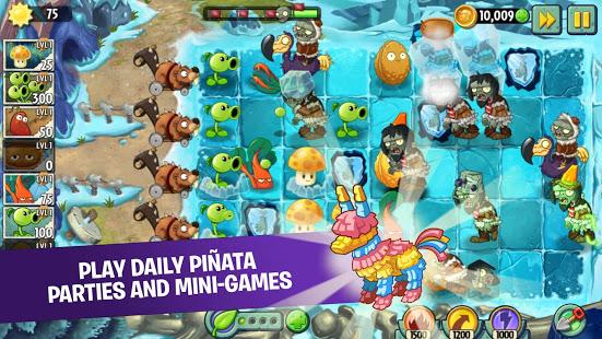 Plants vs Zombies 2 mod free apk full download 5kapks