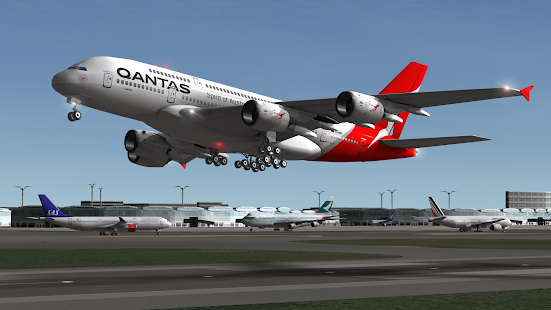 RFS - Real Flight Simulator apk free download 5kapks