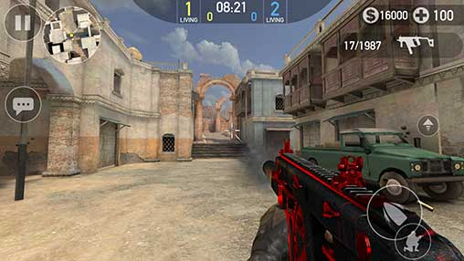 forward assault free apk full download 5kapks