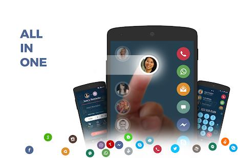 Contacts, Phone Dialer & Caller ID drupe free apk full download 5kapks