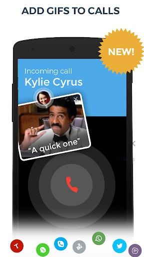 Contacts, Phone Dialer & Caller ID drupe mod latest version download free apk 5kapks