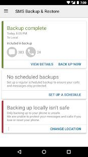 SMS Backup & Restore mod latest version download free apk 5kapks