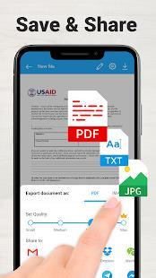Scanner App To PDF - TapScanner mod latest version download free apk 5kapks