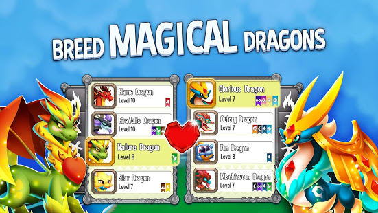 Dragon City - Collect, Evolve & Build your Island free apk full download 5kapks