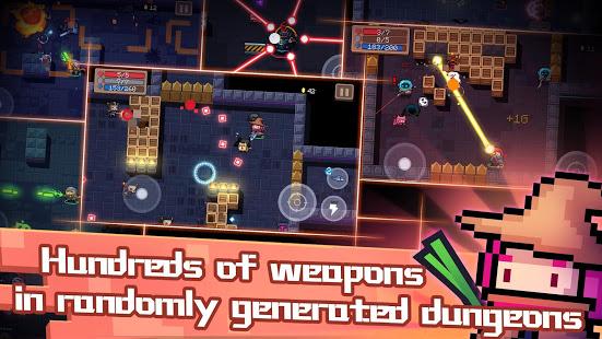 Soul Knight mod latest version download free apk 5kapks
