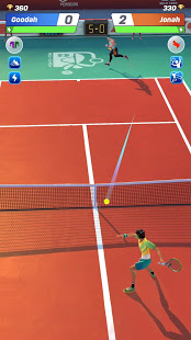 Tennis Clash 3D Free Multiplayer Sports Games free apk full download 5kapks