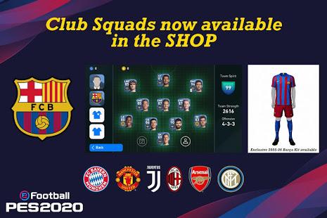 eFootball PES 2020 free apk full download 5kapks